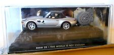 James Bond 007 -  BMW Z8 - The World is not Enough  1/43