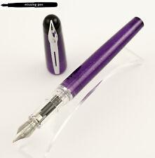 Waterman Kultur Fountain Pen in Purple / Violet - Glitter with M-nib