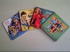 Collectable Samuel Goldwyn (Miramax) coaster set (Guys&Dolls, Arrowsmith, Stella