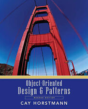 Object-oriented Design and Patterns by Cay S. Horstmann (Paperback, 2005)
