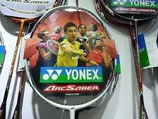 100% STRUNG YONEX Arcsaber 7 ARC-7 BADMINTON RACKET RACQUET
