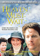 Heaven Must Wait (DVD, 2006) Andrew McCarthy Louise Lombard New Sealed