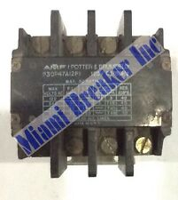 Potter Amp Brumfield P30p47a12p1 Magnetic Contactor 120v 30a