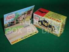 Dinky #109 Gabriel Model T Ford - Reproduction Box by DRRB