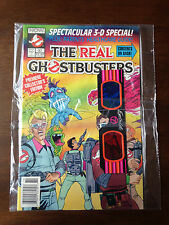 THE REAL GHOSTBUSTERS SPECTACULAR 3-D SPECIAL # 1 SEALED WITH GLASSES NOW COMICS