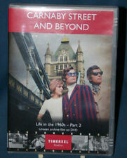 Carnaby Street And Beyond: Life In The 1960s Part Two DVD TIMEREEL STUDIOS