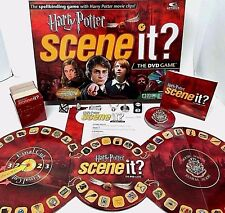 Harry Potter Scene It? DVD Game 1st Edition 2005 EXCELLENT CONDITION! COMPLETE!