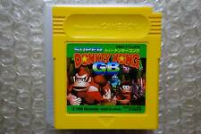 "Super Donkey Kong GB Cartridge Only ""Good Condition"" Nintendo Gameboy Japan"