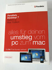 "**Parallels Desktop 7**Switch to Mac"" Edition**NEU**deutsch"