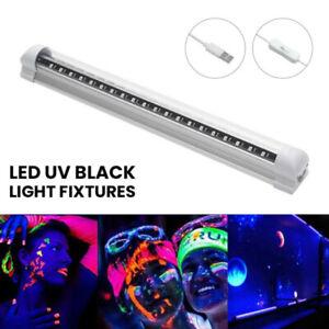 LED USB UV Ultraviolet Bande Lampe Tube Barre Club Fête Lampe Lumière Noire 2020