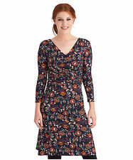 Joe Browns Viscose Long Sleeve Floral Dresses for Women
