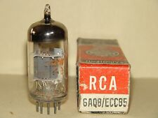 RCA 6AQ8 ECC85 Vacuum Tube Very Strong & Balanced Results= 6790/6870