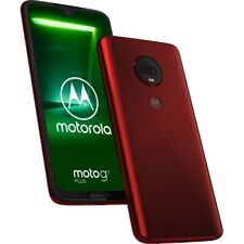 Motorola Moto G7 Plus 64GB viva red LTE/4G Android Smartphone Handy 4GB RAM