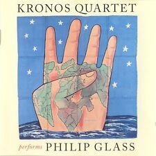KRONOS QUARTET PERFORMS PHILIP GLASS CD ALBUM (1995)