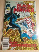 Black Panther (1988 Marvel Mini-Series) #2