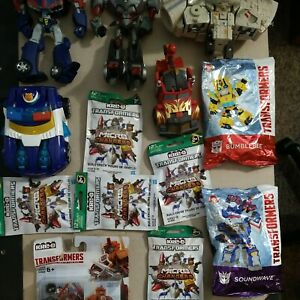 Transformers Giant Lot