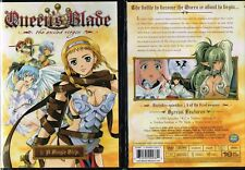 Queens Blade Exiled Virgin Vol 1 Single Step DVD New Anime Region 1