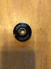 Neco Brand Bicycle Headset Top cap 1 1/8 inch - Black