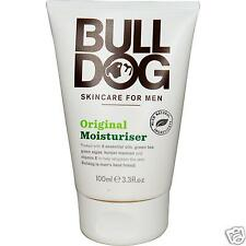 3 x Bulldog Original Moisturiser Skincare for Men 100ml