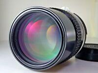 [Near Mint] Nikon Ai NIKKOR 135mm F/2.8 Telephoto Portrait MF Lens JAPAN JP SLR