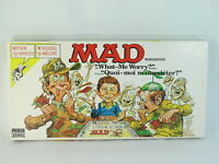 Mad Magazine 1979 Board Game Parker Brothers 100% Complete Near Mint Bilingual *