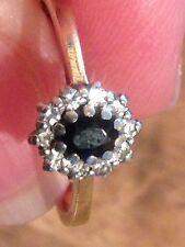 Good Cut Round Fine Diamond Rings