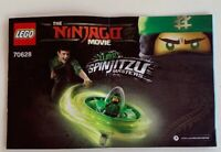 NEW INSTRUCTIONS ONLY LEGO Ninjago Movie 70628 manual book from set