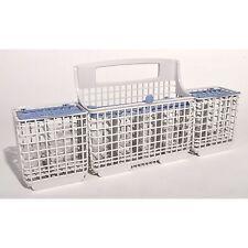 New Factory Original Whirlpool Dishwasher Silverware Basket W10807920 OEM