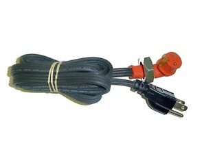 Engine Block Heater Cord for 94-10 7.3L 6.0L 6.4L Powerstroke