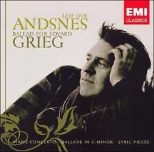 Ballad For Edvard Grieg, New Music