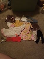 Lot Of Vintage Barbie Clothes Hand Made?