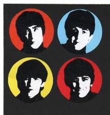 The Beatles Badges/Pins Music Memorabilia (1960s)