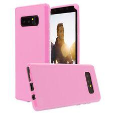 Orzly Flexi Funda TPU GEL Protección para Samsung Galaxy Note 8-Rosa