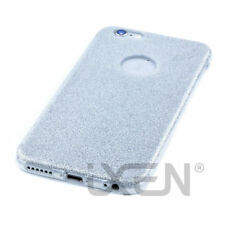 Étuis, housses et coques argentés iPhone 6 en silicone, caoutchouc, gel pour téléphone mobile et assistant personnel (PDA)