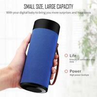 Portable Wirteless Bluetooth 5.0 Speaker Subwoofer Super Bass Stereo Loudspeaker