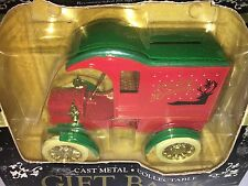 Ertl 1903 Ford Delivery Truck Die Cast Holiday Bank