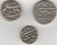 Collection Of Silver India Princely States Coins | Pennies2Pounds
