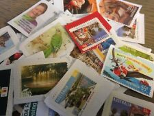 Unfranked Stamps   50 x 55c   FV $27.5