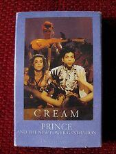 PRINCE AND THE NPG CREAM CASSETTE SINGLE TAPE 1991 Horny Pony  N.P.G. FREE ship