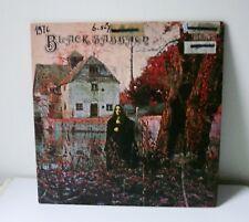 BLACK SABBATH 1° album  NEMS  records 1976  DISCO VINILE LP