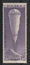 Polen Stratosphärenflug Nr. 329 postfrisch (Marke aus Block 6) Michel 75 Euro