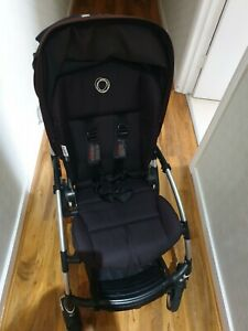 Bugaboo bee black Pushchair with Rain cover