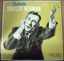 SHELLEY BERMAN Outside LP OOP 50's Verve mono comedy