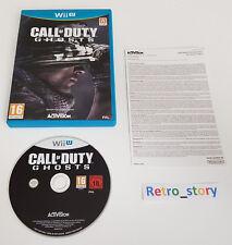 Nintendo Wii U - Call Of Duty Ghosts - PAL