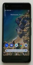 Google Pixel 2 - GSM & CDMA UNLOCKED - Black - G011A - 64GB - MODERATE Condition