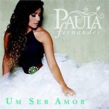 Paula Fernandes - Um Ser de Amor [New CD]