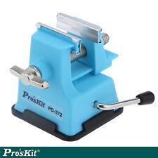 Pro'sKit - Mini Tornillo de Banco de Plástico Mordaza - Bricolaje