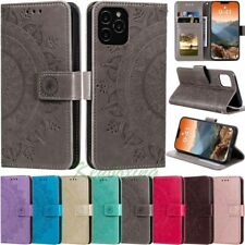 For iPhone 12 11 Pro Max XS XR SE2 8 7 6s Wallet Card Stand Leather Case Cover