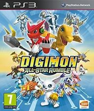 Digimon All Star Rumble PS3 Sony Playstation 3 Game French Import New Sealed