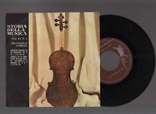 storia della musica disco 33 giri - vol.II - numero 3 - arcangelo corelli -